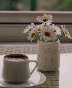Coffee Gif, Coffee Break, Morning Coffee, One Banana, Banana Split, Good Morning Msg, Tea And Books, Mango Syrup, Poached Apples