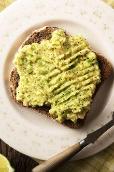 Simple Avocado Toast