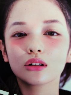 [K]Netizone: [Instiz] Japanischer Make-up-Stil der im Trend liegt Makeup Inspo, Makeup Inspiration, Makeup Tips, Beauty Makeup, Eye Makeup, Hair Makeup, Hair Beauty, Makeup Style, Makeup Ideas