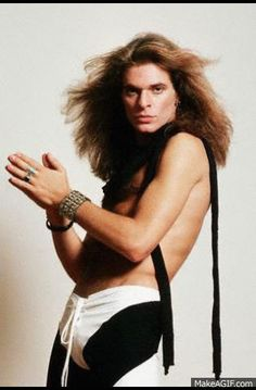 Van Halen effect, babe. 45 Times The 70s-80s Gave Us The Sexiest Men Of All Time.