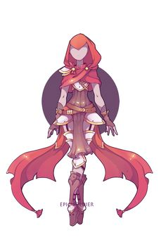 Costume adoptable 20 (CLOSED) by Epic-Soldier.deviantart.com on @DeviantArt