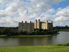 Leeds Castle Maidstone Kent UK - Maidstone is where my great grandmother was born