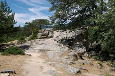 Necrópolis de Cuyacabras  #Pinares #Burgos #Soria #Spain