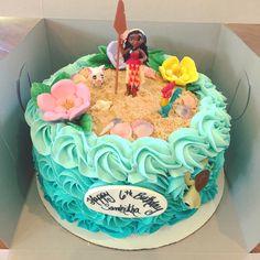 Moana cake #moanacake #moana #birthdaycake #moanaparty