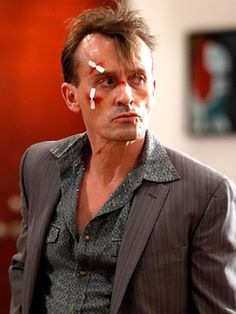 Robert Knepper - Theodore Bagwell in Prison Break gives me the chills!