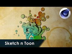 Sketch n Toon - Cinema 4D tutorial - YouTube