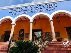 Mérida, museo del chocolate. – ROULER SA VIE