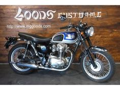 KAWASAKI W650 | 1999 | SILVER/BLUE | 28,800km | details | Japanese used Motorcycles - GooBike Exchange