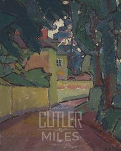 Lane, Gloucestershire By Harold Gilman Art Reproduction. Choose from Canvas Art, Framed, or Unframed Wall Art. Frank Auerbach, Abstract Landscape, Landscape Paintings, Landscapes, Painting Abstract, Your Paintings, Original Paintings, Aberdeen Art Gallery, Francisco Goya