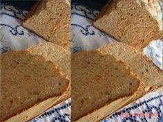 pan rustico de tomate y orégano en panificadora Silver Crest de Lild 3 Gluten Free Recipes, Bread Recipes, Rustic Bread, Pan Bread, Empanadas, Sin Gluten, Banana Bread, Cake Decorating, Cooking