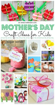 My Top Mother S Day Ideas Love These Cute And Easy Crafts For Kids