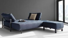 The Sophia sofabed has modern style with flexible functionality. Its unique convertible design easily changes from a sofa to bed, with a large sleeping area long. Sofa Bed, Couch, Queen Sophia, Canapé Design, Sofas, Furniture, Amanda, Home Decor, Gray