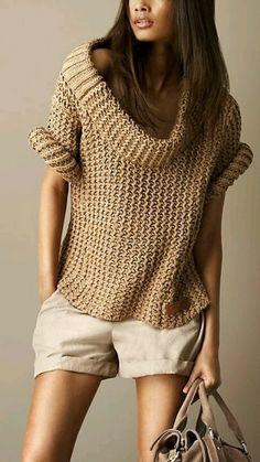 Gorgeous Skin Sweater