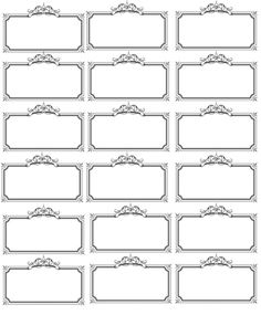 6 Best Images of Name Label Template Printable - Free Printable Name Tags Templates, Free Printable Price Tags Labels Template and Avery Name Tag Templates Free Printables Printable Name Tags, Printable Labels, Free Printables, Name Tag Templates, Free Label Templates, Office Templates, Ticket Template, Blogger Templates, Online Labels