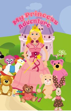 New Arrivals! Our new #personalised #books will be here soon! Make your #kids #happy with the new #colourful images and #funny stories!  My #Princess #Adventure