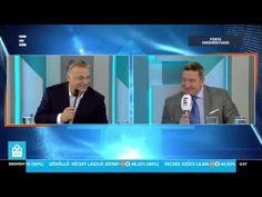 Orbán Viktor első nyilatkozata a választási győzelem után - ECHO TV Budapest, Flat Screen, Blood Plasma, Flat Screen Display, Dish Display