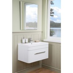 december 2016 week 1 aquariss designer bathroom wall hung vanity unit furniture basin and free mirror white Shower Routine, Wall Hung Vanity, Vanity Units, Bathroom Wall, Basin, The Unit, Furniture, Home