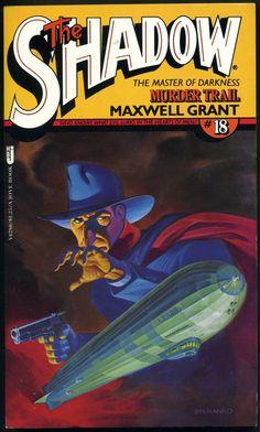 The Golden Age: Jim Steranko ~ The Shadow Covers Nick Fury, Indiana Jones, Andy Warhol, Radios, Comic Book Artists, Comic Books, Superman, Dc Comics, Detective