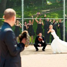 For my baseball loving couples