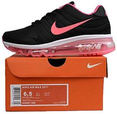 the latest 05bdc 80f5e Nike Air Max 2017 Womens running shoes Black pink, cheap Air Max If you  want to look Nike Air Max 2017 Womens running shoes Black pink, you can  view the Air ...