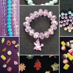 Children's Charm Bracelets
