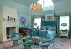 Как оформить спальню: цвета и детали