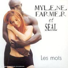 Mylène Farmer et Seal - Les mots
