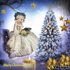 Merry Christmas Betty Boop Glitter | Home About Contact Disclaimer Privacy Policy Sitemap Submit Article