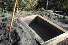 Renee's Garden Seeds: Renee's Blog: Instructions for a Gopher/Mole/Vole Proof Raised Bed