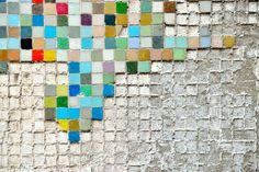 art mosaic glass or seamless glass mosaic on the wall glass mosaic