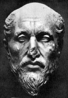 Plotinus (born in Lycopolis, Egypt, in c. 204/5 – 270) was a major Greek philosopher of the ancient world. In his philosophy there are three principles: the One, the Intellect, and the Soul. His teacher was Ammonius Saccas and he is of the Platonic tradition. Historians of the 19th century invented the term Neoplatonism and applied it to him and his philosophy which was influential in Late Antiquity.
