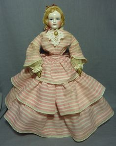 """SOLD-In Layaway:  16"""" Rohmer type French Fashion"""