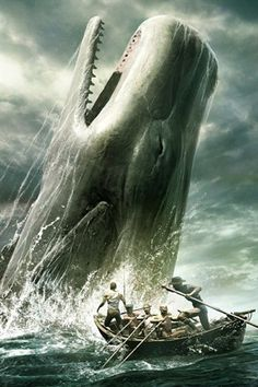 Moby Dick!!