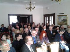 Na spotkaniu z Ministrem Gospodarki - Januszem Piechocińskim - 23/03/2013 Pracodawcy Pomorze