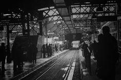 Winter days, waiting at Union Station - Toronto Union Station, Winter Day, Toronto, Waiting, Creative, Photography, Photograph, Photography Business, Photoshoot