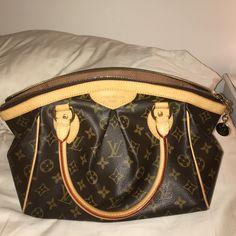 3da90c3a3b15 Louis Vuitton Tivoli PM Authentic Louis Vuitton Tivoli PM bag. Authenticity  tag pictured. Very