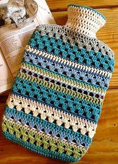 """Милые сердцу штучки: Вязание: """"Чехлы для резиновых грелок"""" (большая коллекция)"""