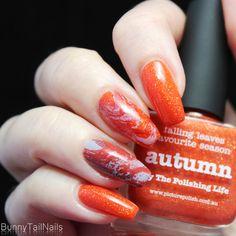 BunnyTailNails: Picture Polish Autumn - syksyisiä ryijyjä