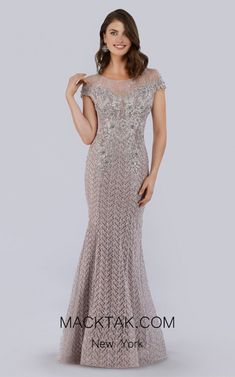 Be romantic and elegant in this jaw dropping long Lara 29763 evening gown. This figure flattering dress will make the most of your natural beauty and show your well-shaped body in the most beautiful way. Cocktail Dresses With Sleeves, Figure Flattering Dresses, Mermaid Silhouette, Mermaid Skirt, Lace Applique, Fitted Bodice, Types Of Sleeves, Evening Gowns, Designer Dresses