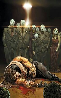 The Court Of Owls