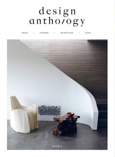 Design Anthology is Asia's premier interiors, design, architecture and urban living quarterly, published by Fifth Black Media in Hong Kong and available on newsstands globally.