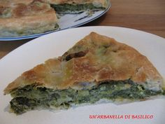 un'arbanella di basilico: L'ITALIA NEL PIATTO e le ricette con fiori erbe e bacche: la natura è in tavola!