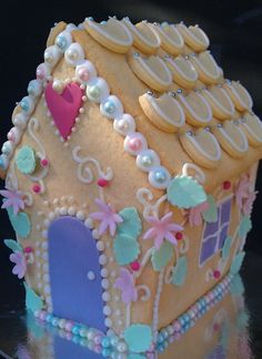 I'll be making a sugar cookie house this year as im not a big fan of gingerbread :D