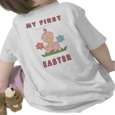 Easter Baby Girl T-shirts
