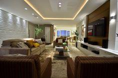 Apartamento de Luxo - Mundo das Casas