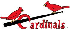 Cards logo back again from 1929-1948