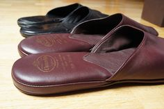 Church's Air Travel leather slippers Leather Slippers For Men, Mens Slippers, Tap Shoes, Dance Shoes, Loafers Men, Leather Men, Air Travel, Oxford Shoes, Dress Shoes