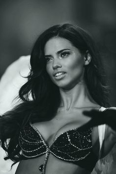 Victorias Secret Angel Adriana Lima