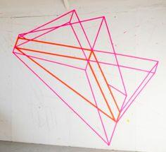 #DIY Lasers! with Washi Tape www.kidsdinge.com www.facebook.com/pages/kidsdingecom-Origineel-speelgoed-hebbedingen-voor-hippe-kids/160122710686387?sk=wall http://instagram.com/kidsdinge