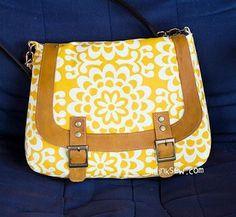 Monica bag pattern